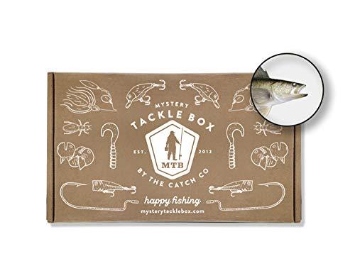 Catch Co Mystery Tackle Box WALLEYE Fishing Kit