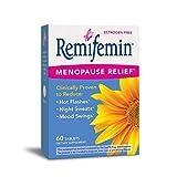 Best Menopause Reliefs - Remifemin Estrogen-Free Menopause Relief, 60 Count Review