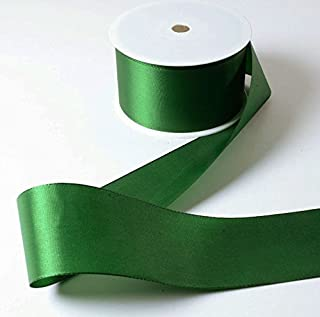 EN Taftband, Schleifenband, dunkelgrün, 60mmx50m, Acetat