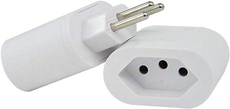 iCLAMPER Pocket 3 Pinos - 10A Branco