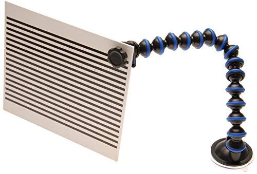 BGS 865-5 | Fixierschild für Smart Repair / Dellenspiegel | weiß