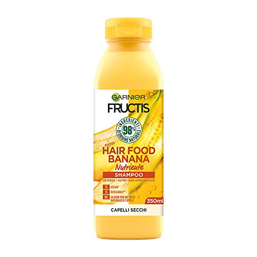 Hair Food - Banana Nourishing Shampoo 350 ml