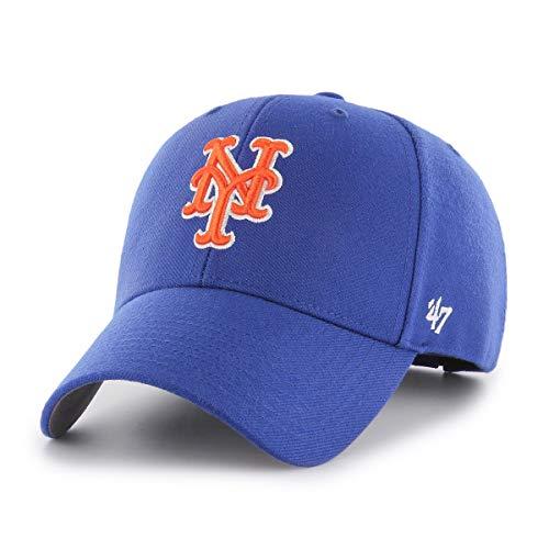 '47 New York Mets MVP - Gorra para gorra, color azul y blanco