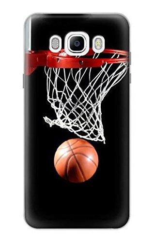 Innovedesire Basketball Hülle Schutzhülle Taschen für Samsung Galaxy J7 (2016)