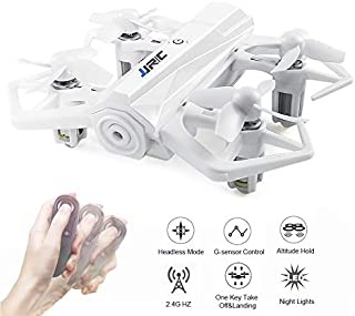 Geniebox Mini Drone with Advance Remote Flip & Rotation 6 Axis Gyro Headless Mode (Baby Crab) - Advanced Joystick with G-Sensor