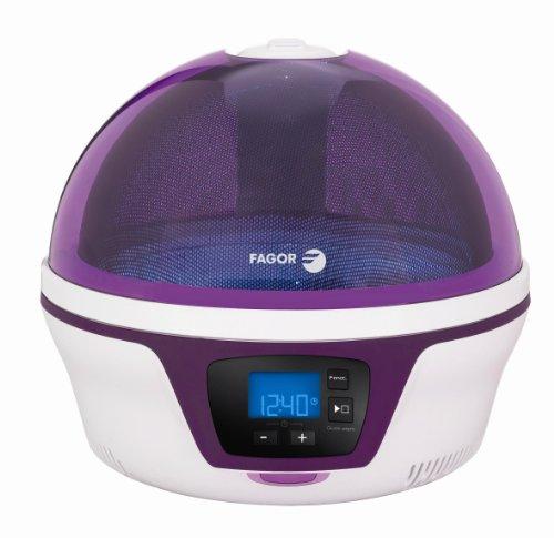Fagor SPOUT-28UV - Microondas (327 mm, 369 mm, 429 mm, 10.8 kg) Púrpura