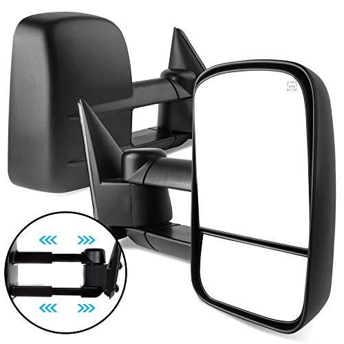 02 silverado towing mirrors - 5