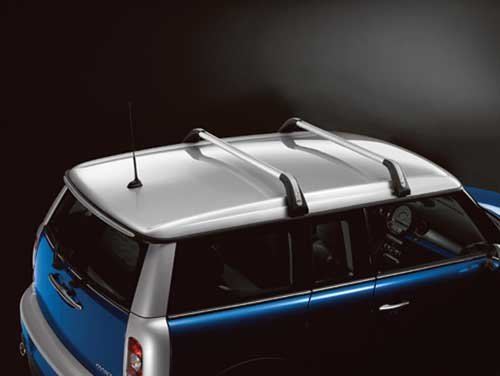 Mini Clubman Roof Rack Base Carrier OEM Gen2 R55 Cooper & S