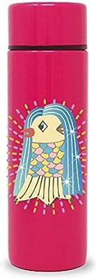 アマビエ ポケミニ ボトル 140ml ピンク 184-005