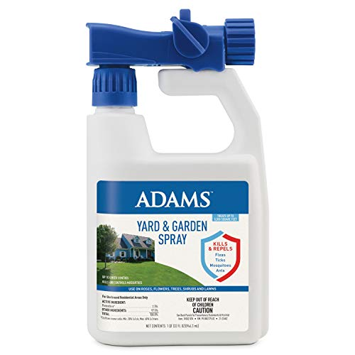 Adams Yard and Garden Spray, for Outdoor Use, 32 Ounces