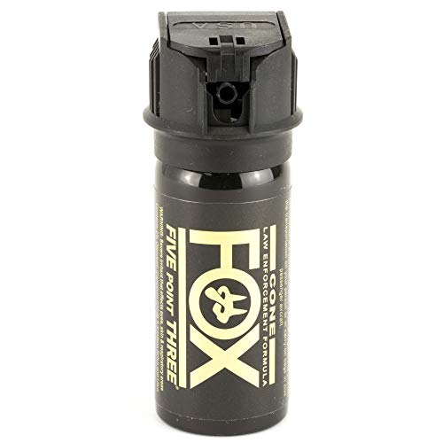 Fox Labs 152FTMDB Flip Top 1.5oz Pepper Spray
