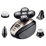 LIW Máquina de Afeitar Multifuncional para Hombres, 5 en 1 Máquina de Afeitar...
