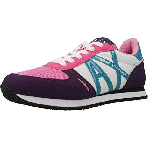 Armani Exchange Damen Laufschuhe XDX031 XCC62 Pink 41 EU
