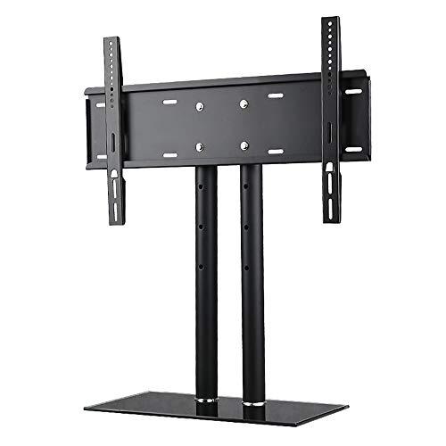 REDCVBN Universal Soporte Altura Ajustable para TV Base del Televisor con La Pantalla 32-65 Pulgadas para TV LCD Soporte TV De Suelo