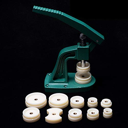 sdfghzsedfgsdfg Uhr Reparaturwerkzeug Desktop Uhr Stopfbuchse Uhr Press Press Cover Maschine Batteriedeckelmaschine mit Form wechseln