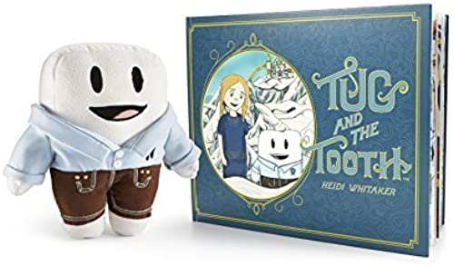 Todo en alta calidad y bajo precio. Tug & The Tooth Plush and Book by InterWorks InterWorks InterWorks Unlimited, Inc.  ahorra hasta un 80%