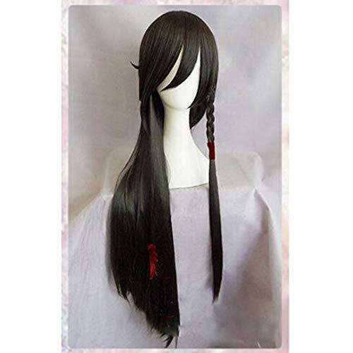 Izuminokami Kanesada Cosplay peluca Touken Ranbu en lnea disfraz jugar pelucas disfraces de Halloween pelo + gorro de peluca