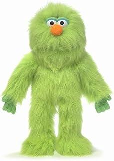 36cm Green Monster Glove Puppet