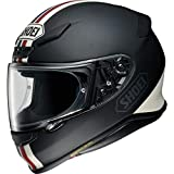 Shoei Casco integral NXR EQUATE TC-10, casco deportivo con visera Pinlock, XXL 63/64