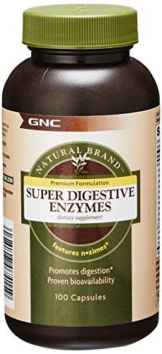 GNC Natural Brand Super Digestive E…