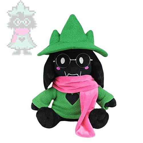 Chunxiaqiu Peluche Ralsei, muñeco de Peluche de Juego de 7