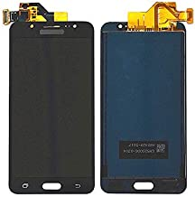 eTekGo LCD Display Screen Touch Digitizer for Galaxy J5 2016 J510F J510M J510FN Black