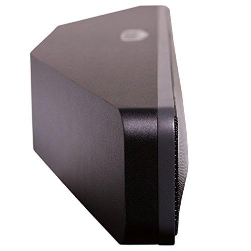 Q Acoustics MEDIA 4 SOUNDBAR Station d'accueil MP3 & Iphone Noir