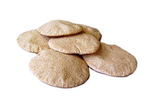 Sprouted Wheat - Pocket Pita - 6 Artisan Pita - 2 pack