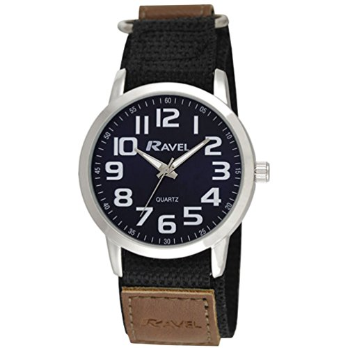 Ravel Unisex Analog Uhr R1601.64.6