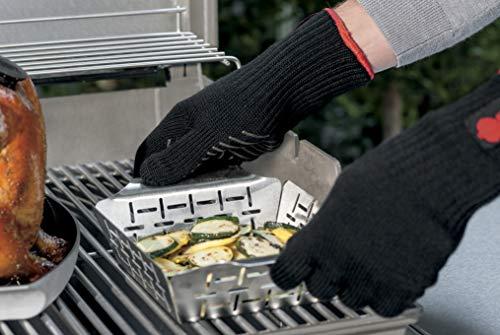 Weber 6481 - Cesta Pequeña Para Verduras Weber Style