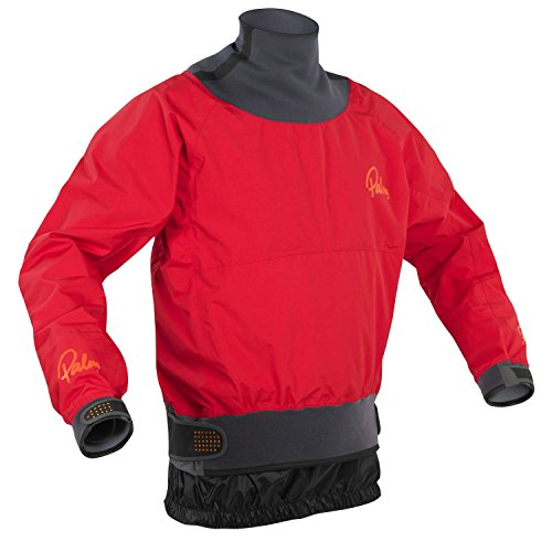 Palm Vertigo Whitewater Jacket Red 11444 Sizes- - ExtraLarge