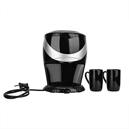 XIMULIZI Elektrische Kaffeemaschine Hochwertige automatische Einzelbecher Espresso Kaffee Amerikanische Filterkaffeemaschine 220V