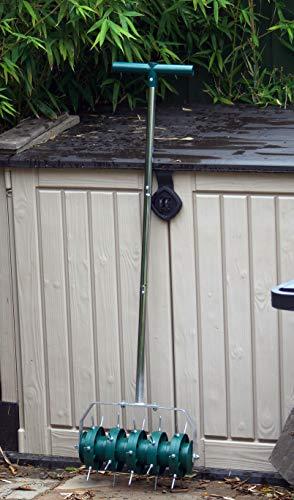 Greenkey Garden and Home Ltd, Arieggiatore rotante da giardino, 30cm