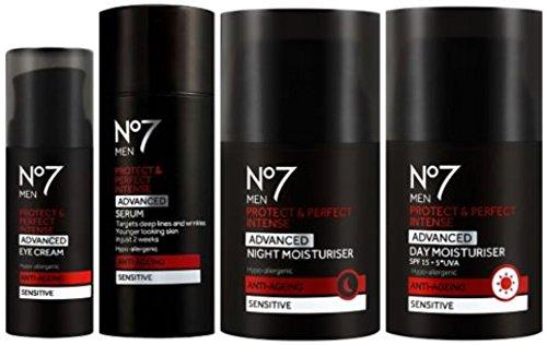 No7 Men Anti Ageing bundle