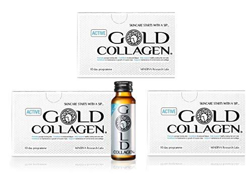 Active GOLD COLLAGEN® 30 Day Programm