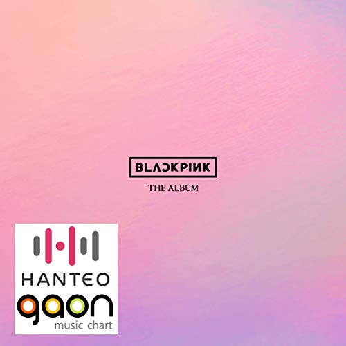 Blackpink - The Album [Ver. 4] (1st Full Album) [Pre Order] CD+Photobook+Others with Tracking Code, Extra Decorative Sticker Set, Photocard Set