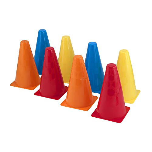 Melissa & Doug 8 Activity Cones - Set of 8