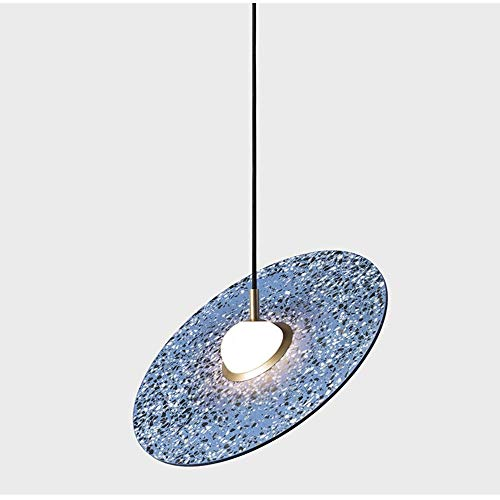 Warm Home LED Nordic Moderno minimalistisch beton rond UFO hanglamp creatieve woonkamer eettafel bar tafellamp verlichting 4 kleuren mooi