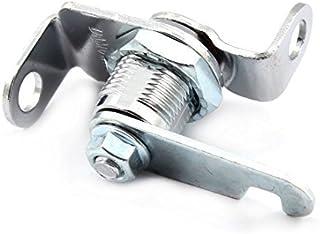 eDealMax metal del cajón Buzón turística herraje para muebles de bloqueo de seguridad cerradura de la