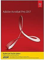 Adobe Acrobat Pro 2017 Student and Teacher Edition Windows [並行輸入品]