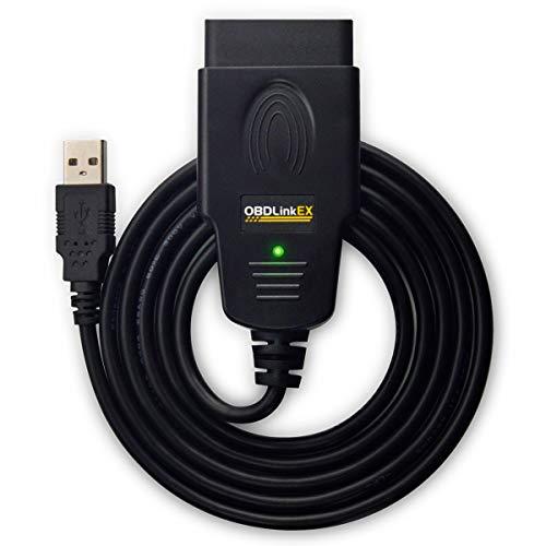 OBDLink EX FORScan OBD Adapter
