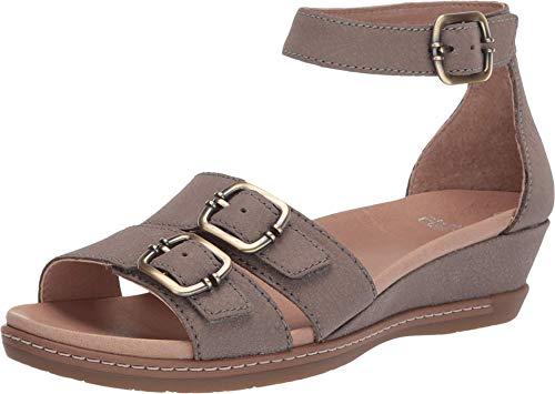 Dansko Women's Astrid Stone Wedge Comfort Sandals 11.5-12 M US