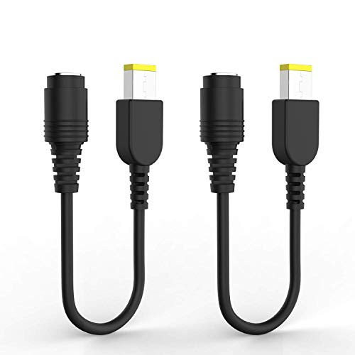 NEUE DAWN Cable Universal con Punta Rectangular para Lenovo Thinkpad X1 Carbon;...