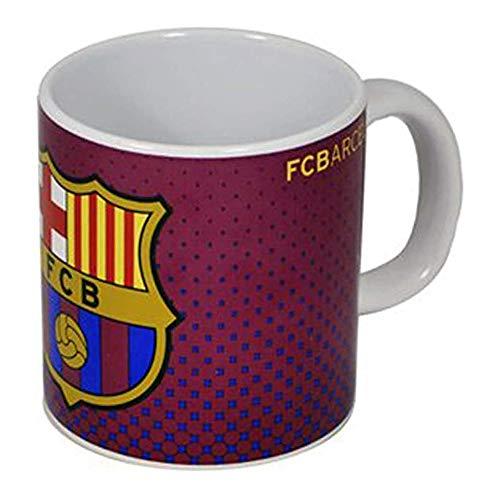 FC Barcelona Offizielle Fußball Fade Tasse (Einheitsgröße) (Bunt)