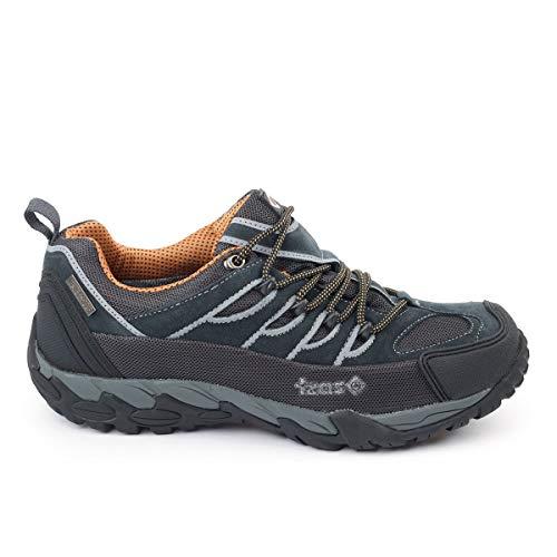 IZAS IMFFO00823DG39 Chaussures Homme, Gris Foncé, Taille : 39