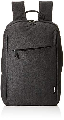 Lenovo Laptop Backpack 15.6 Inches Casual Backpack Black