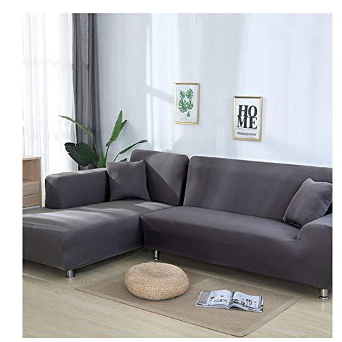 empty Elastische Sofabezug, Sofabezug, rutschfeste Wohnzimmerdekoration (1/2/3/4 Sitz) M10 235X300Cm