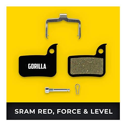 Pastillas de Freno - Compatible con SRAM Red 22 Apex 1 Rival...