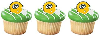 Best green bay packers cupcake toppers Reviews
