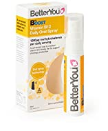 Better You Boost B12 Oral Spray, 25ml Pack of 1 637397